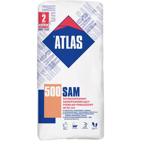 Atlas Sam 500 The Builder S World